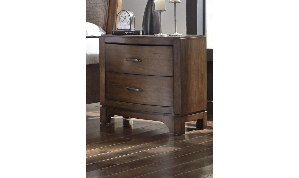 Avalon III Night Stand-Jennifer Furniture
