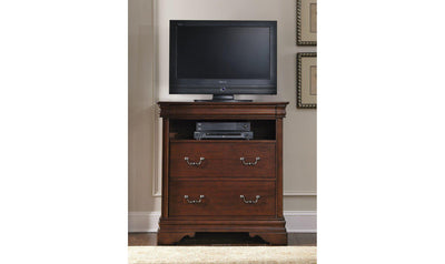 Carriage Court Media Chest-Jennifer Furniture