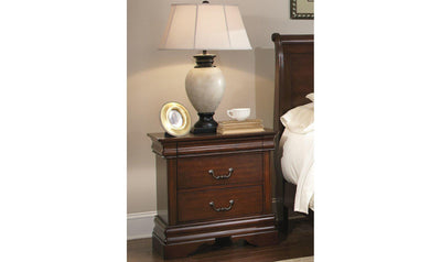 Carriage Court Night Stand-Jennifer Furniture