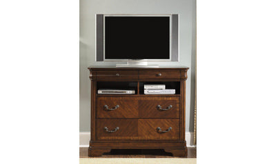 Alexandria Media Chest-Jennifer Furniture