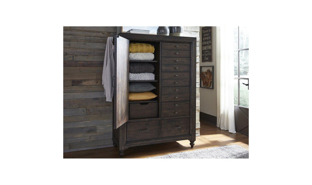 Catawba Hills Door Chest-Jennifer Furniture