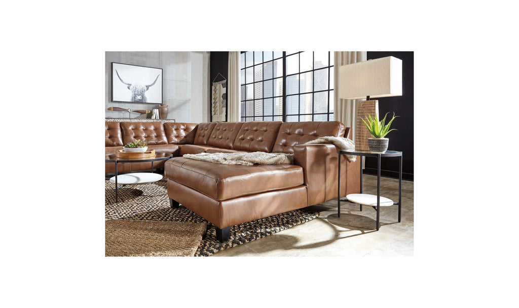 Baskove 4-Piece Sectional