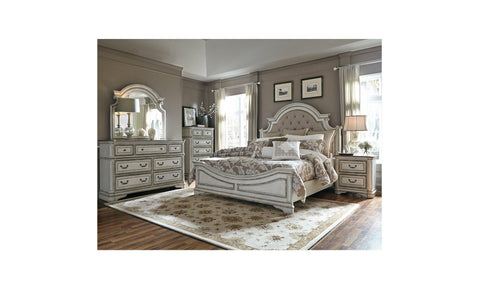 Damian Upholstered Bed