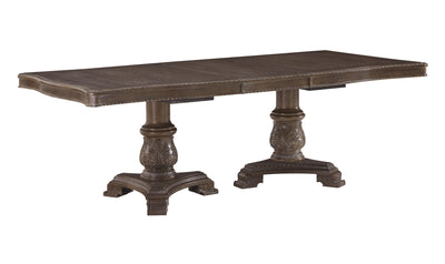 Charmond Extendable Dining Table-dining tables-Ashley-Jennifer Furniture