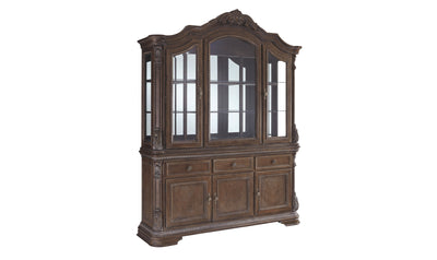 Charmond Dining China and Buffet Cabinet-chinas-Ashley-Jennifer Furniture