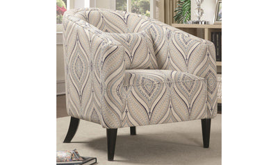 Claxton Accent Chair-Jennifer Furniture