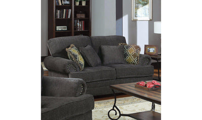 Colton Chenille Loveseat-Jennifer Furniture