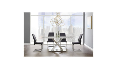 Garwyn Dining Table-dining tables-Global-Jennifer Furniture