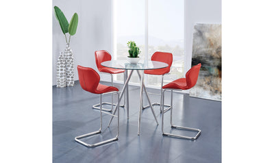 Hanna Barstool PAIR-Jennifer Furniture