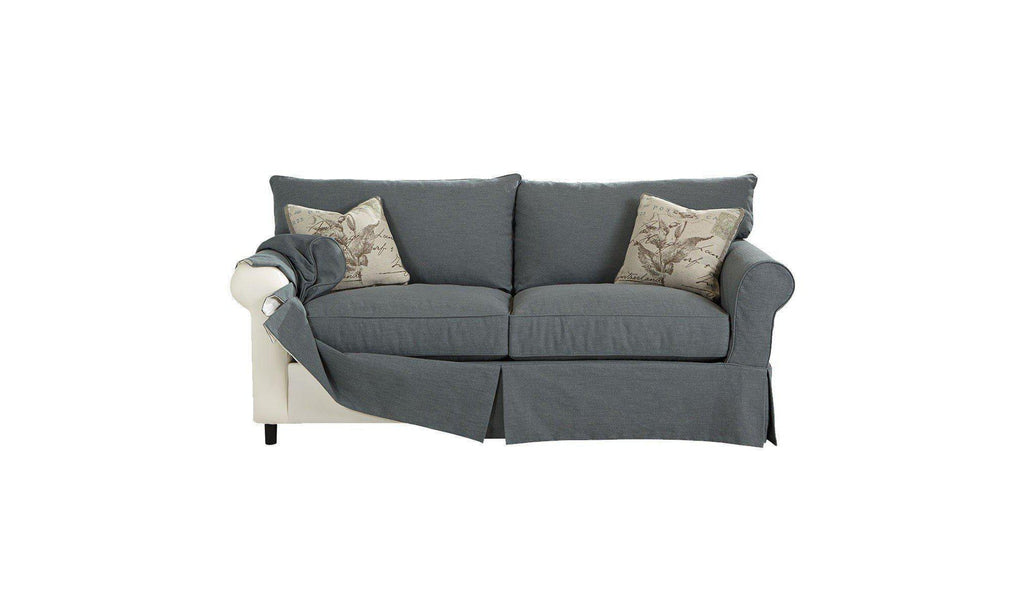 chatham slipcover sofa jennifer furniture. Black Bedroom Furniture Sets. Home Design Ideas