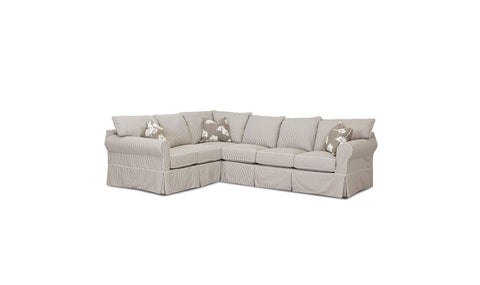 Georgia 2-Piece Sectional
