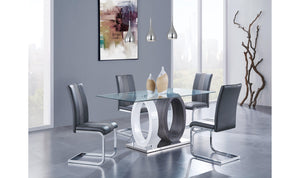 Joline Dining Table-Jennifer Furniture
