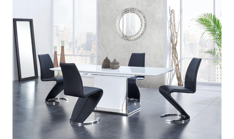 Aliya COUNTER HT CHAIR PAIR