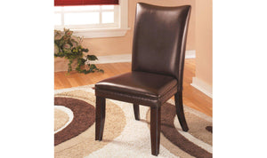 Ciera Upholstered Side Chair Pair-Jennifer Furniture