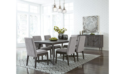 Buck Dining Table-Jennifer Furniture