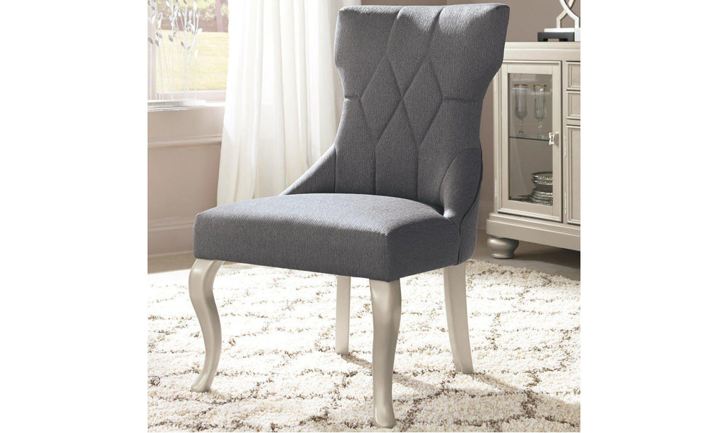 Sparkle Side Chair / 2 pc-Jennifer Furniture