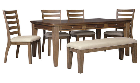Chesa Dining Collection