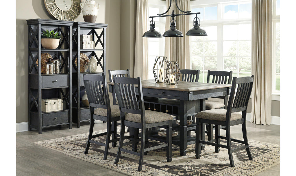 Bolanburg Counter Height Dining Set-Jennifer Furniture