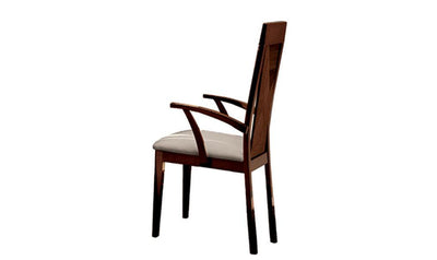 Capri Arm Chair-arm chairs-ESF-Jennifer Furniture