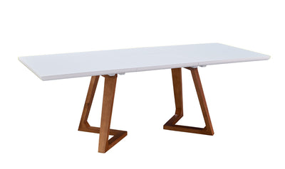 Alika Extendable Dining Table-dining tables-ESF-Jennifer Furniture