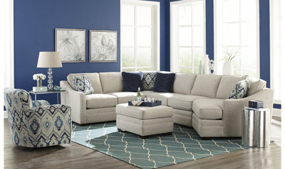 Sydney Sectional - F9431-sectionals-Craftmaster-Jennifer Furniture