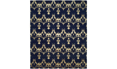Gramercy Rug-rugs-Kalaty-2' x 3'-Mdnblu-Jennifer Furniture