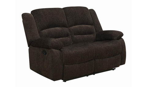 Marshall Avenue SeatCraft Power Reclining Loveseat with Console