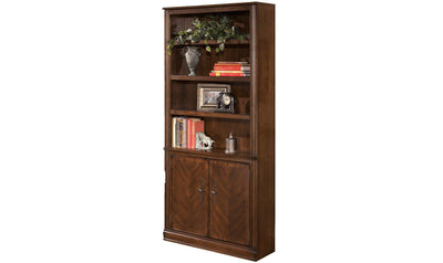 Hamlyn Large Door Bookcase-Jennifer Furniture