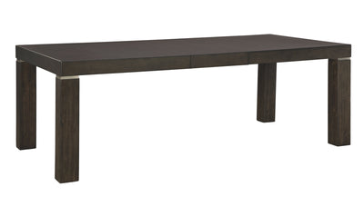 Hyndell Extendable Rectangular Dining Room Table-tables-dining-Ashley-Jennifer Furniture