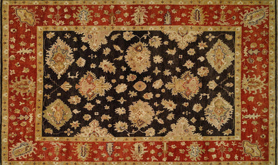Ismir Rug-rugs-Kalaty-12' x 18'-Black-Jennifer Furniture