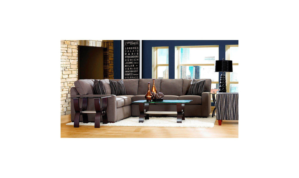 Chandler 2-Piece Sectional-Jennifer Furniture