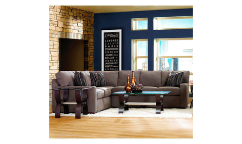 Jaclyn 2-Piece Sectional