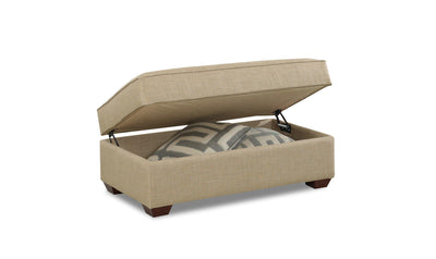Chandler Storage Ottoman-Jennifer Furniture