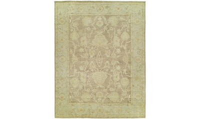 Karaman Rug-rugs-Kalaty-10' x 14'-Brnlbl-Jennifer Furniture