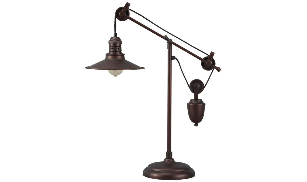 Kylen Desk Lamp-Jennifer Furniture