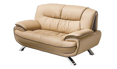 Alejandro Loveseat-loveseats-ESF-Brown-Jennifer Furniture