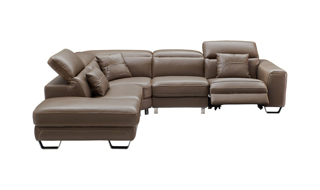 Alfredo Sectional with Recliner