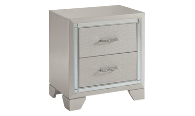Lonnix Two-Drawer Nightstand-nightstands-Ashley-Jennifer Furniture