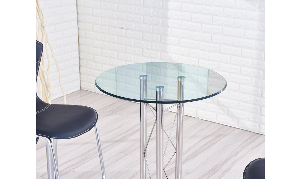 Leia Bar Table-Jennifer Furniture
