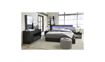 Manhattan Bed-Jennifer Furniture