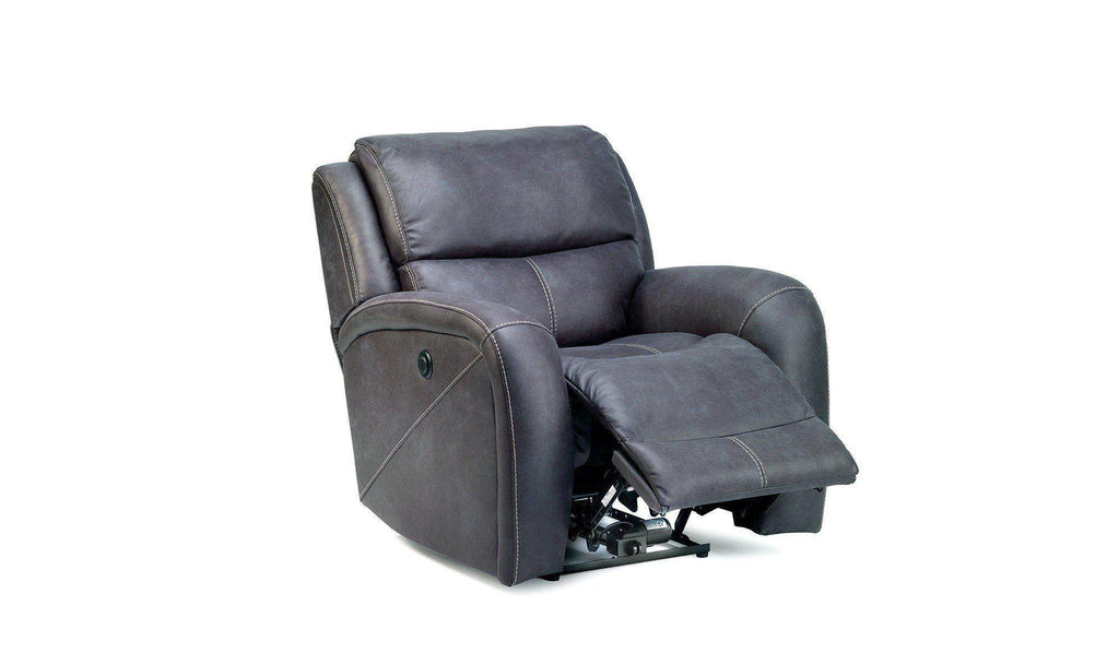 Octavio Power Recliner-Jennifer Furniture