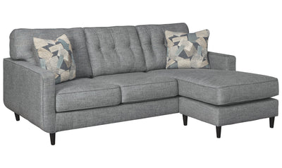 Mandon Sofa Chaise-sofa chaises-Ashley-Jennifer Furniture