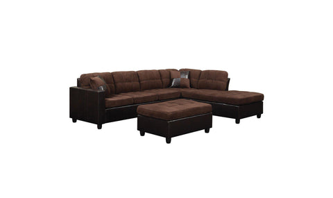 Briana 3 Piece Sectional