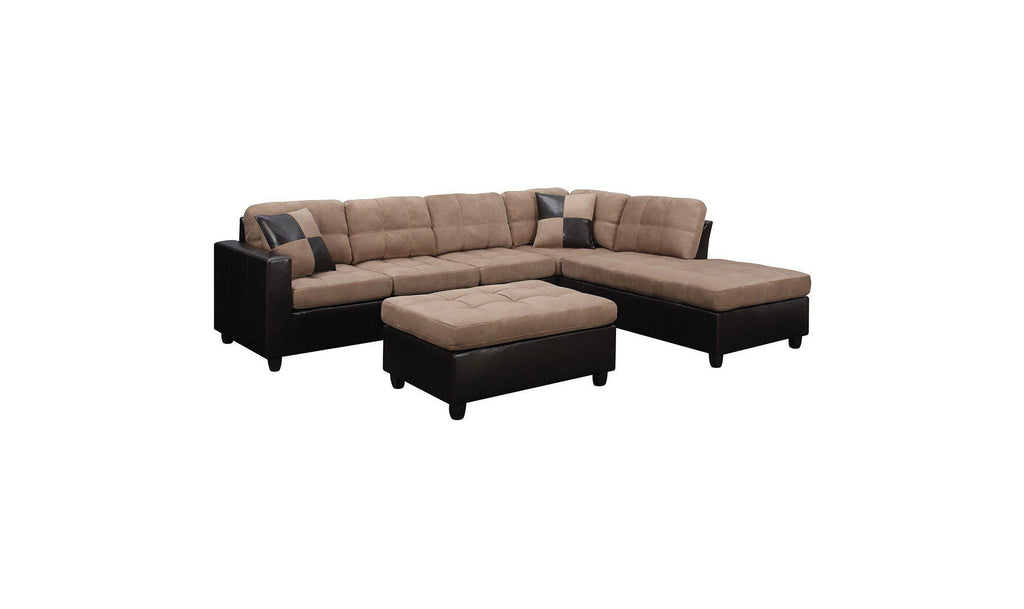 Mallory 2-Piece Sectional