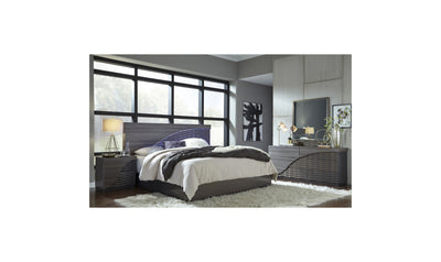 Gianni Bed-beds-Global-King-Black-Jennifer Furniture