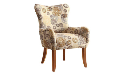 Noella Accent Chair-Jennifer Furniture