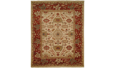 Oushak Rug-rugs-Kalaty-12' x 18'-Ivy-Jennifer Furniture