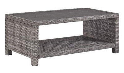 Salem Beach Rectangular Cocktail Table-loveseats-Ashley-Jennifer Furniture