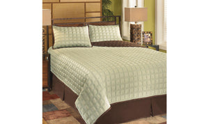 Gridlock Comforter Set-Jennifer Furniture