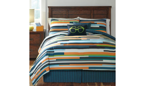 Kelby Duvet Cover Set